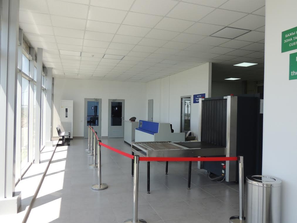 Аэропорт Тамчы5