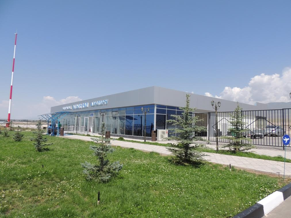 Аэропорт Тамчы7
